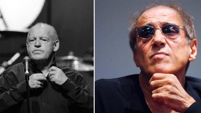 Великолепный рок-дуэт Джо Кокера и Адриано Челентано