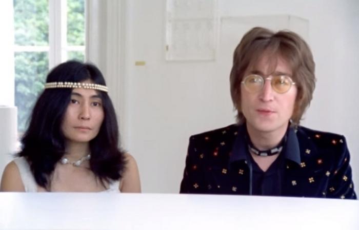 «Imagine» - песня, которая стала визитной карточкой Джона Леннона.