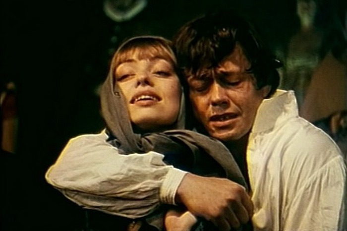 Великолепный дуэт Караченцева и Шаниной из рок-оперы «Юнона и Авось».