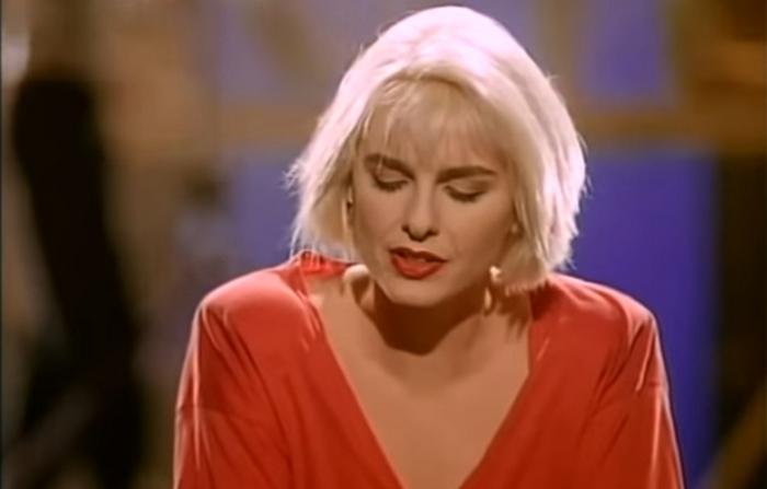 Британская певица Сэм Браун.