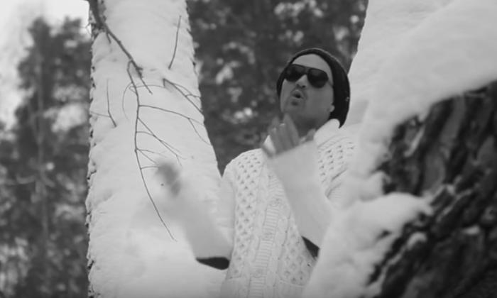 «Снег»: колыбельная от Александра Панайотова.