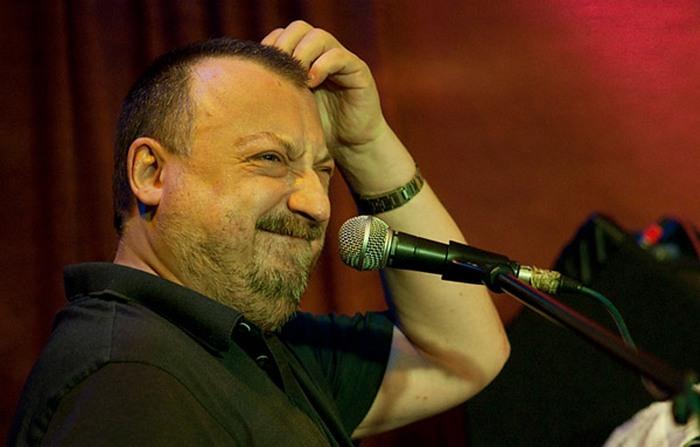 Блюз-хулиган Петр Подгородецкий