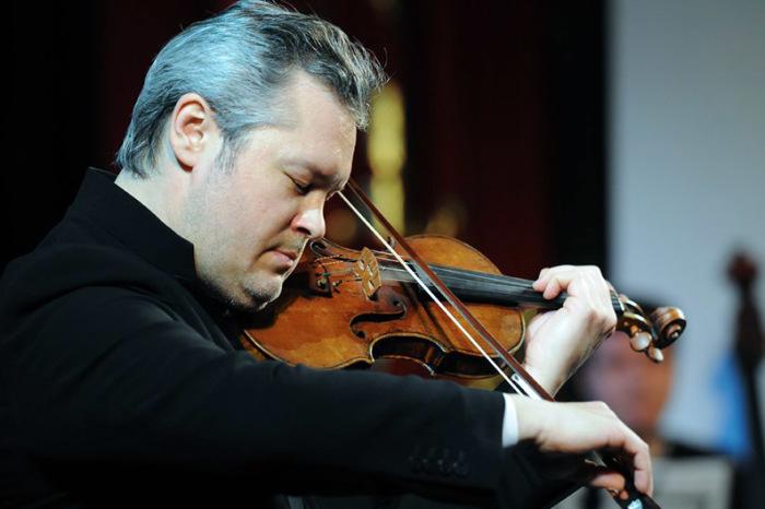 Вадим Репин - скрипач, которого в Европе называют «русским Паганини»