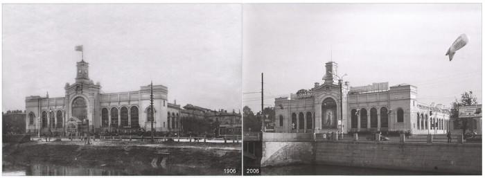 Варшавский вокзал.
