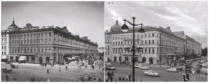 Гранд-отель Европа.