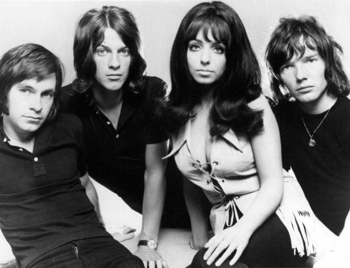 «Shocking Blue»  - рок-группа из Нидерландов.