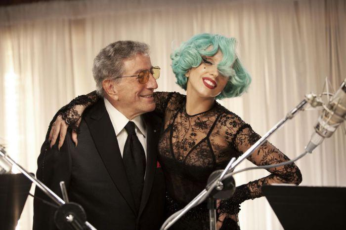Великолепный дуэт Тони Беннетта и Леди Гага