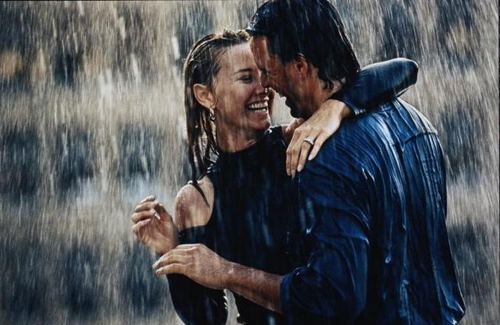 «Вальс дождя».