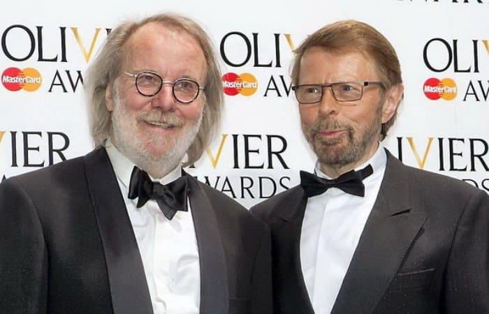 Бенни и Бьорн в 2008 г. | Фото: funtema.ru