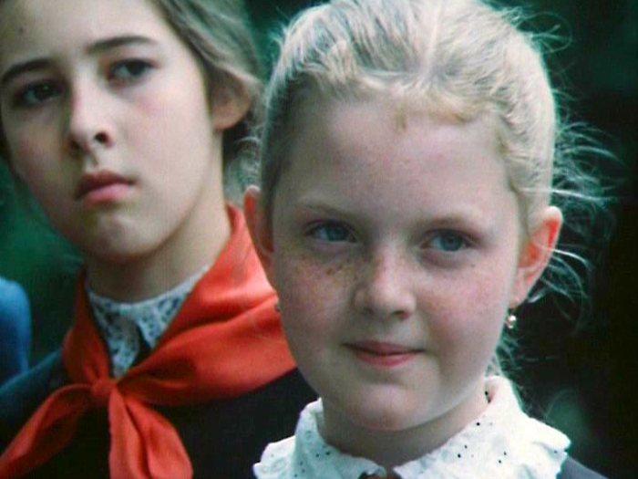 Елена Коляскина в фильме *Гостья из будущего*, 1984 | Фото: kino-teatr.ru