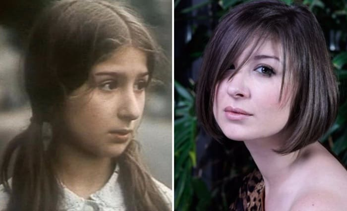 Марианна Ионесян тогда и сейчас | Фото: kino-teatr.ru