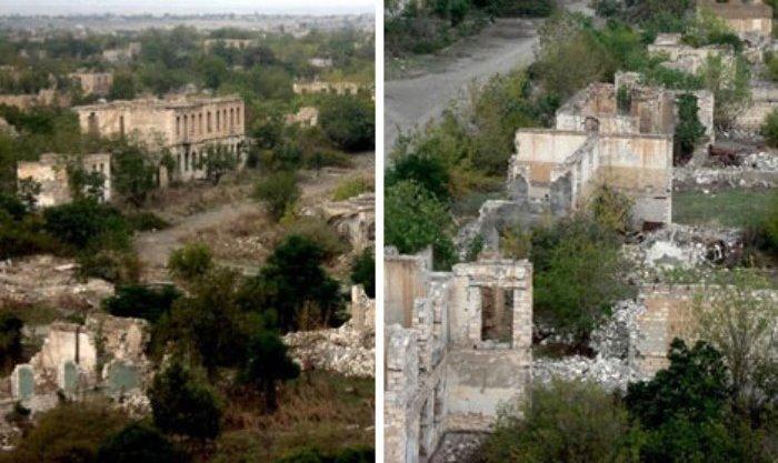 Агдам, Азербайджан