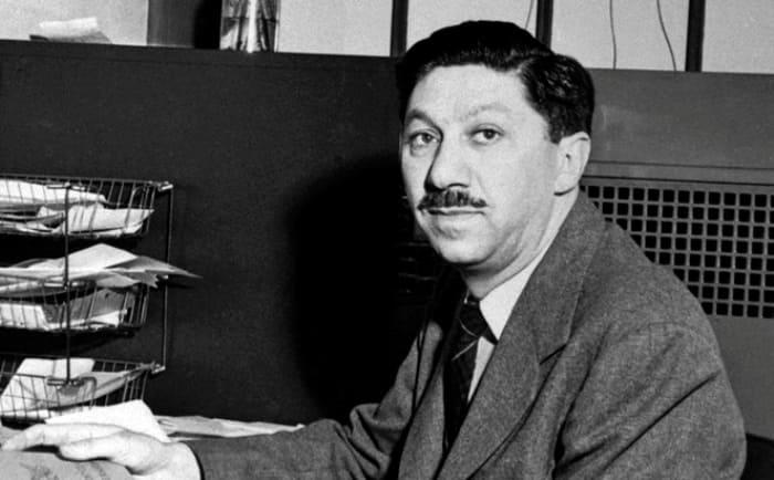 Знаменитый американский ученый-псиÑолог АбраÑам Маслоу | Фото: duhovniypoisk.com