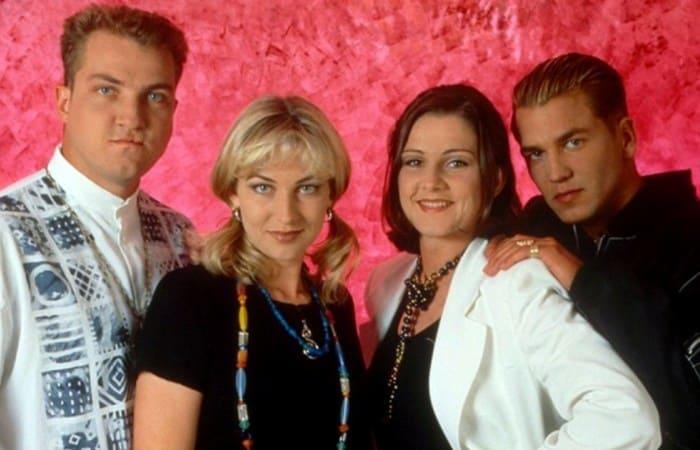Первый состав группы так и остался самым успешным | Фото: officialcharts.com