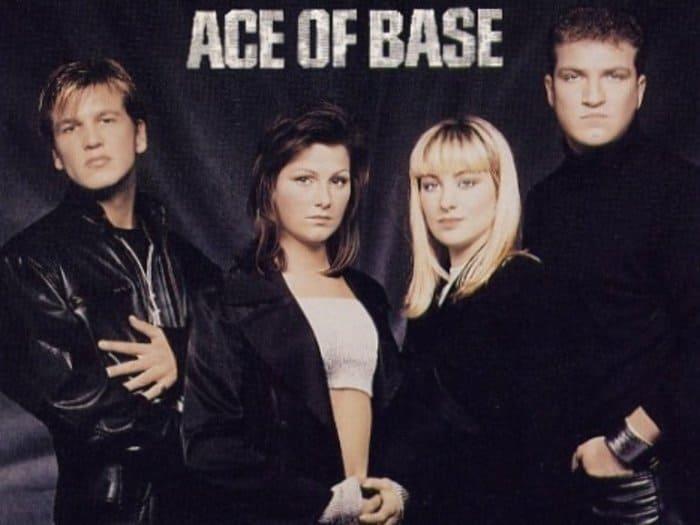 Первый состав группы *Ace of Base* | Фото: last.fm