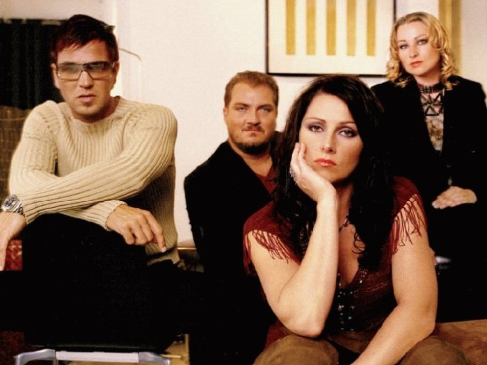 Культовая шведская группа *Ace of Base* | Фото: last.fm