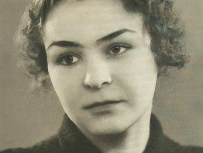 Актриса в молодости | Фото: 2aktera.ru