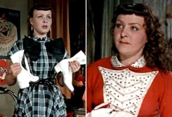 Нина Ургант в фильме *Укротительница тигров*, 1954 | Фото: kino-teatr.ru
