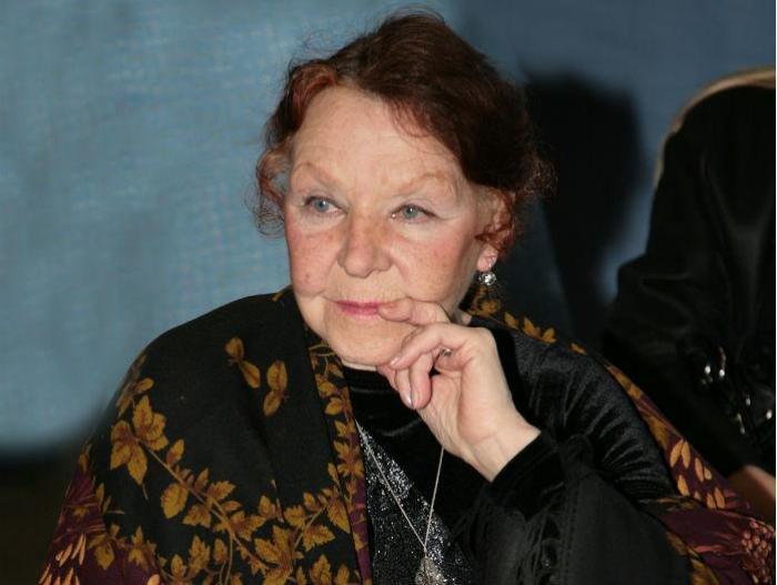 Народная артистка РСФСР Нина Ургант | Фото: kino-teatr.ru