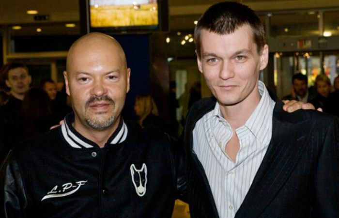 Федор Бондарчук и Филипп Янковский | Фото: uznayvse.ru