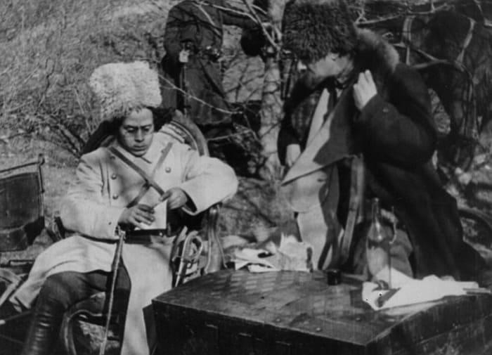 Кадр из фильма *Красные дьяволята*, 1923 | Фото: lavri-kino.ru