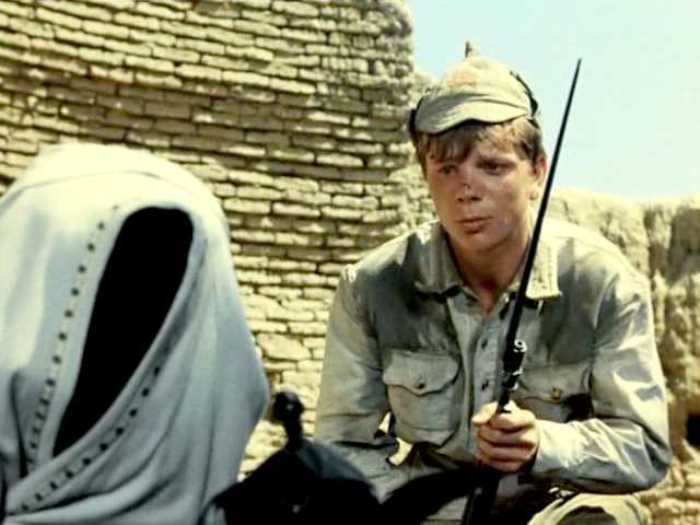 Николай Годовиков в фильме *Белое солнце пустыни*, 1969 | Фото: kino-teatr.ru
