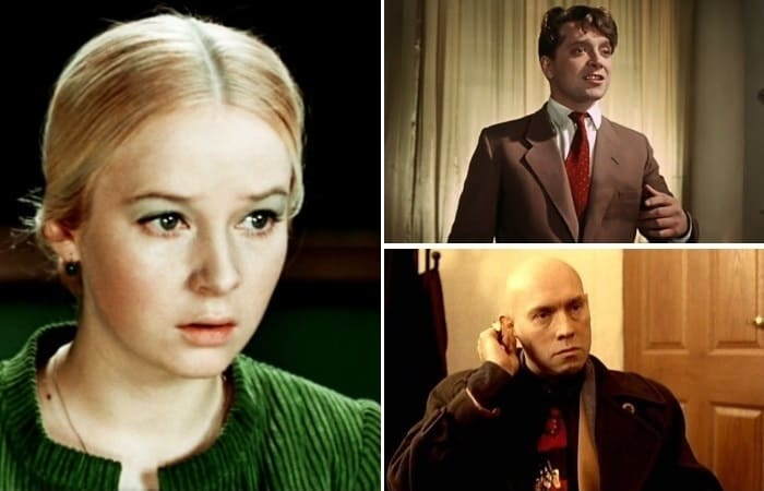 Актеры, которым приходилось обращаться за помощью к психиатрам   Фото: kino-teatr.ru