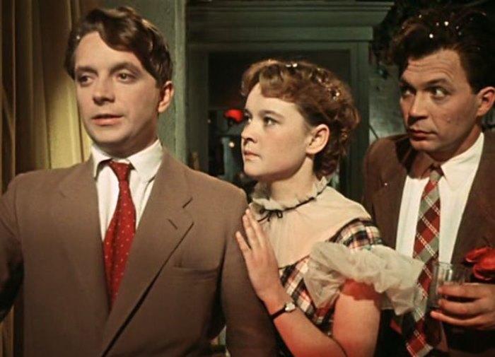 Кадр из фильма *Карнавальная ночь*, 1956 | Фото: ruskino.ru