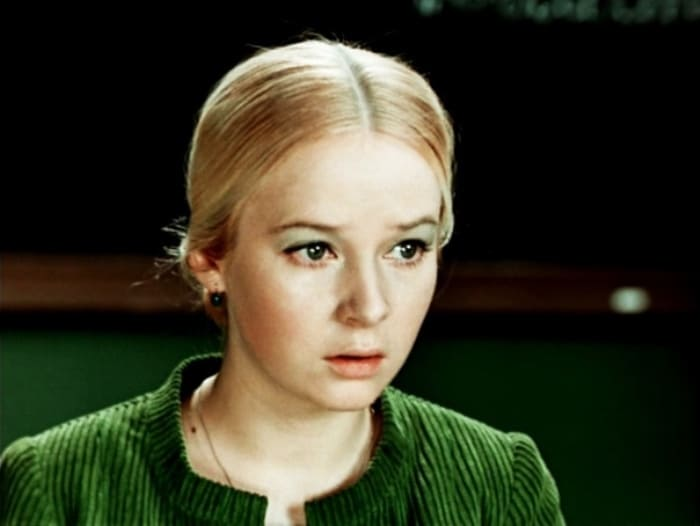 Наталья Богунова в фильме *Большая перемена*, 1972-1973 | Фото: kino-teatr.ru