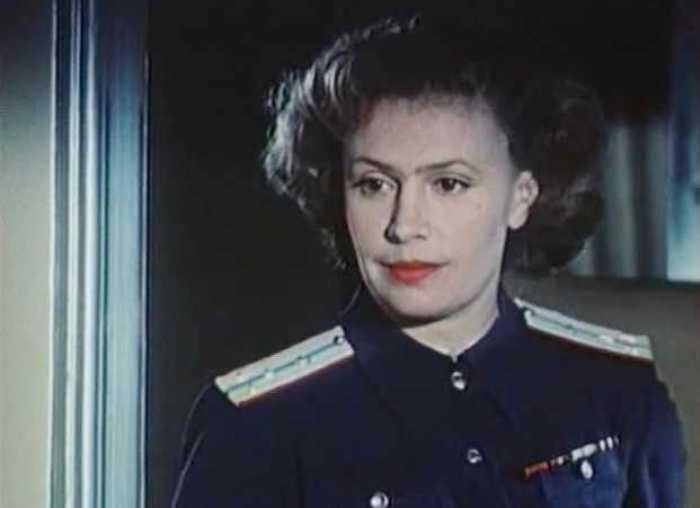 Антонина Максимова в фильме *Тайна двух океанов*, 1955   Фото: kino-teatr.ru