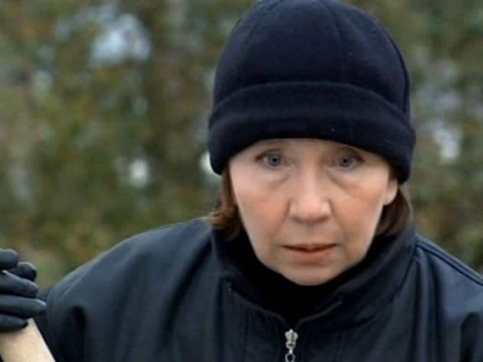 Людмила Дмитриева в сериале *Сыщики-4*, 2005 | Фото: kino-teatr.ru