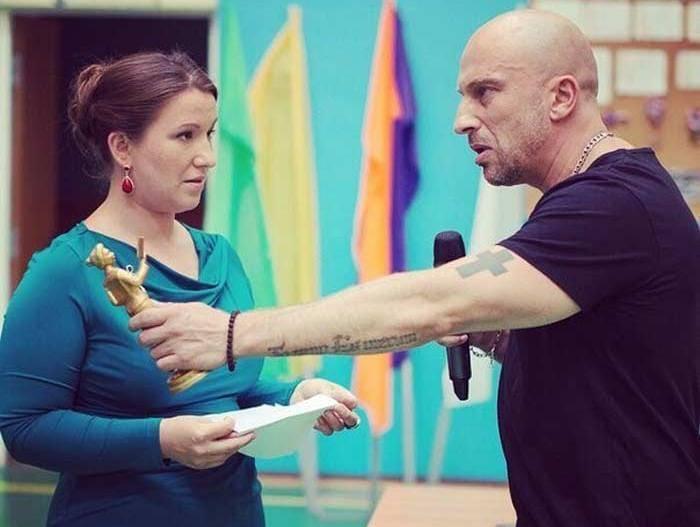 Кадр из сериала *Физрук* | Фото: stuki-druki.com