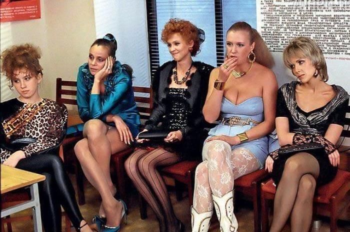 Кадр из фильма *Интердевочка*, 1989 | Фото: aif.ru