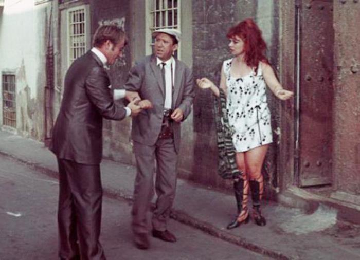 Кадр из фильма *Бриллиантовая рука*, 1968   Фото: kino-teatr.ru
