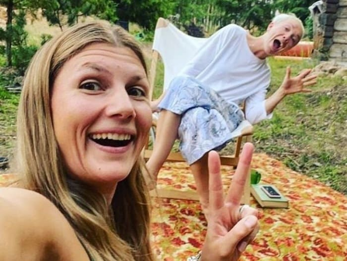 Дарья Мороз и Марьяна Спивак | Фото: vokrug.tv