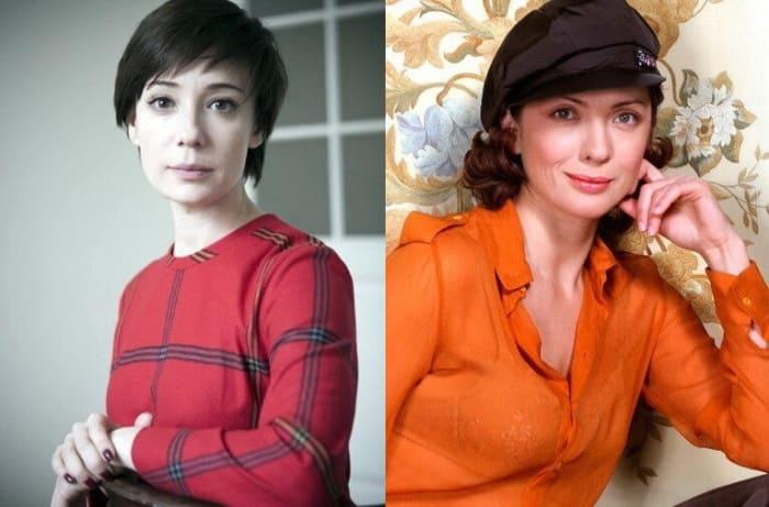 Ольга Дроздова и Чулпан Хаматова | Фото: love-psy.ru