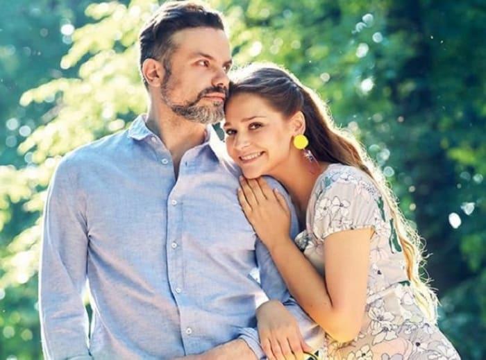 Актриса с мужем | Фото: z-aya.ru