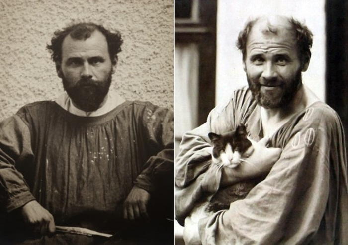 Густав Климт | Фото: tuttartpitturasculturapoesiamusica.com и gklimt.ru