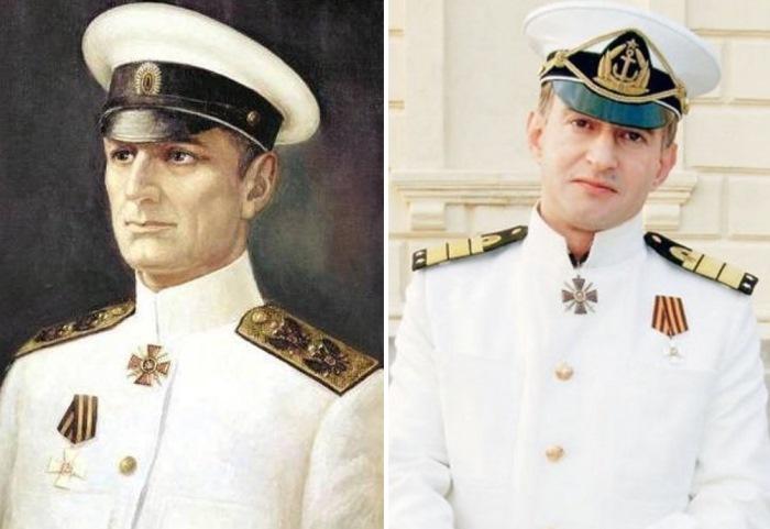 Александр Колчак в жизни и в кино