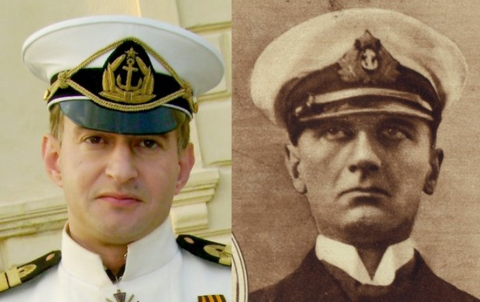 Александр Колчак в жизни и в кино. В роли адмирала - Константин Хабенский
