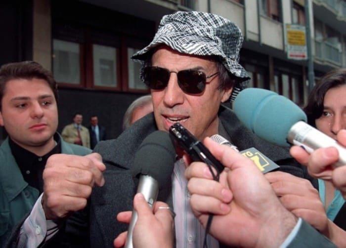 Один из самых популярных в СССР итальянских артистов Адриано Челентано | Фото: rg.ru