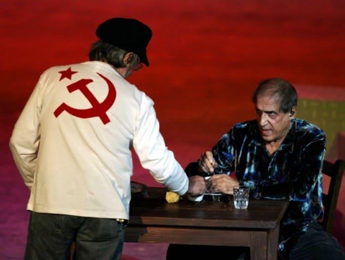 В СССР Адриано Челентано пользовался не меньшей популярностью, чем в Италии | Фото: rg.ru