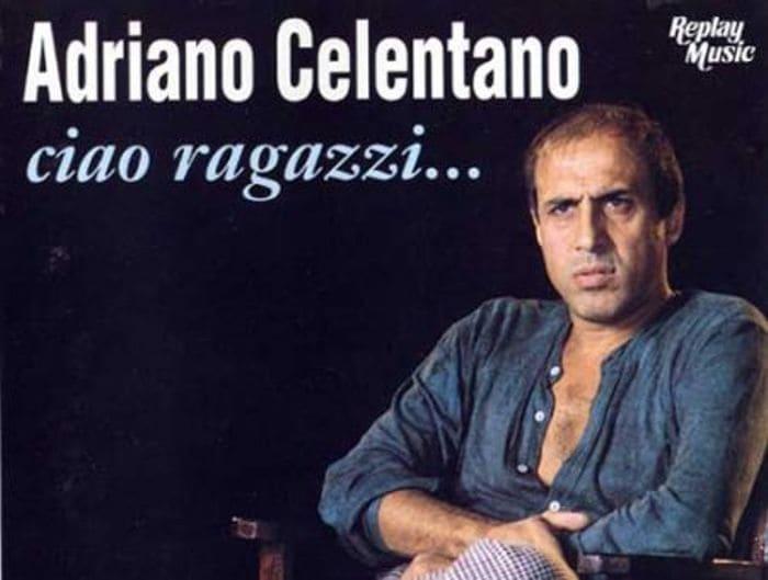 Один из самых популярных в СССР итальянских артистов Адриано Челентано | Фото: kino-teatr.ru