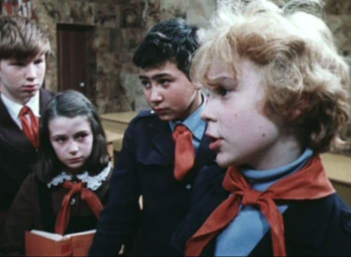 Оксана Фандера в фильме *Приключения Электроника*, 1979 | Фото: kino-teatr.ru
