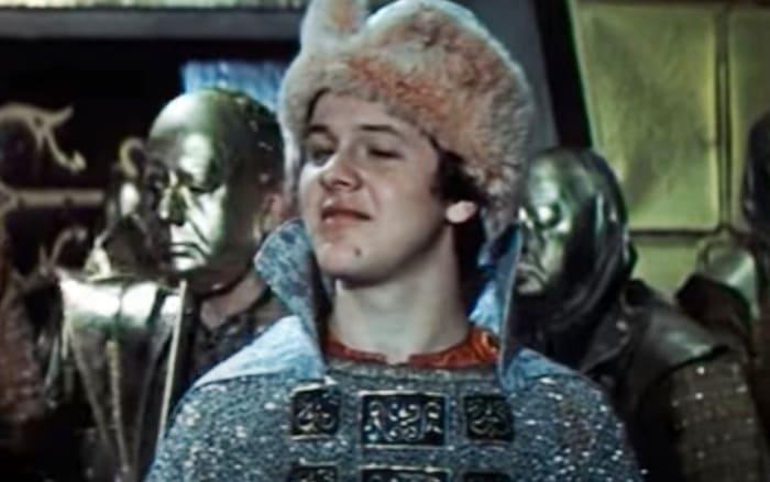 Геннадий Фролов в роли Ивана в киносказке *После дождичка в четверг*, 1985 | Фото: kinoistoria.ru