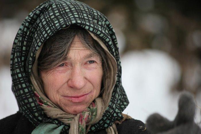 Отшельница, которая отказывается переезжать из тайги к людям. Фото Д. Мукимова | Фото: birdinflight.com