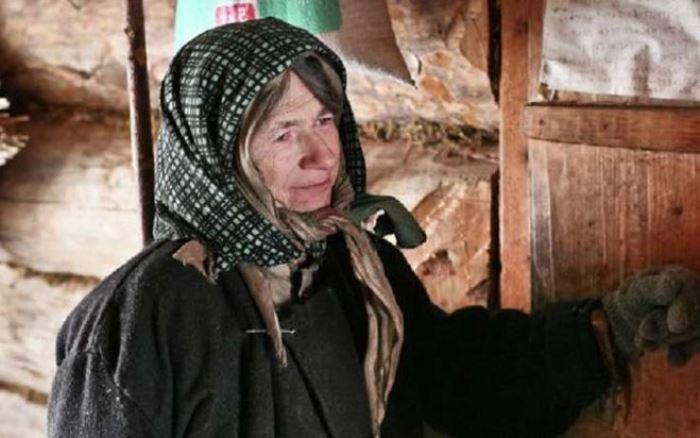 Последняя из рода старообрядцев-отшельников Лыковых Агафья | Фото: ria.ru