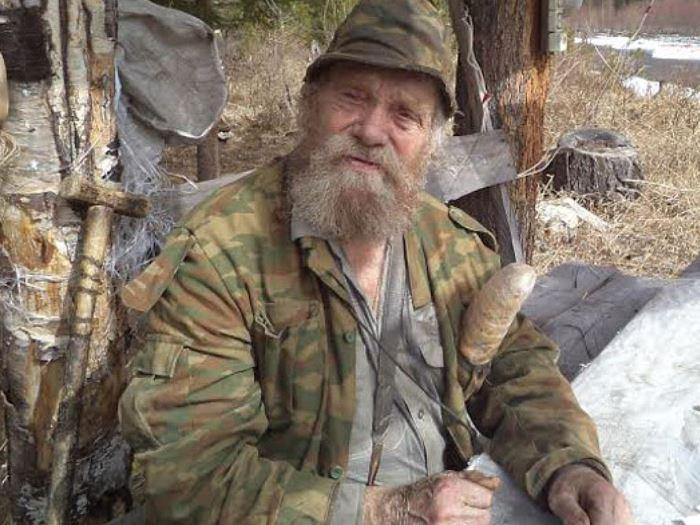 Ерофей Седов – бывший геолог, после пенсии поселившийся в заимке Лыковых | Фото: kp.ru