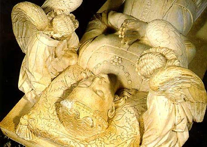 Гробница Агнессы Сорель
