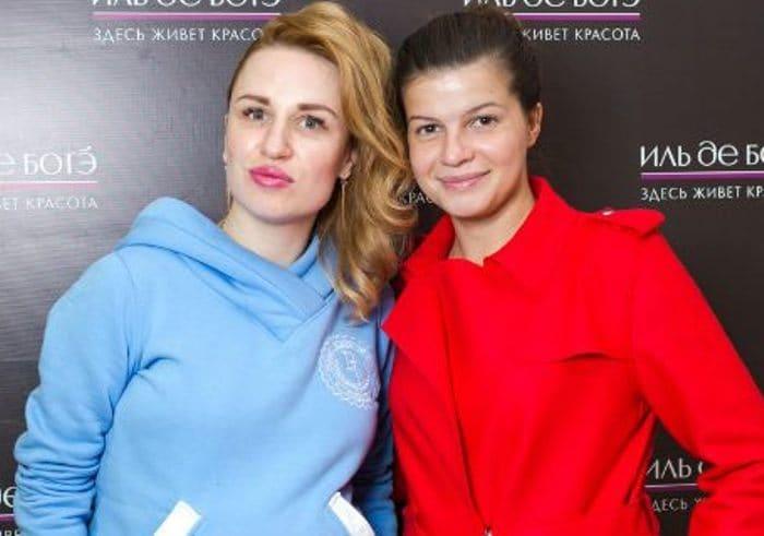 Валерия Гай Германика и Агния Кунецова | Фото: uznayvse.ru